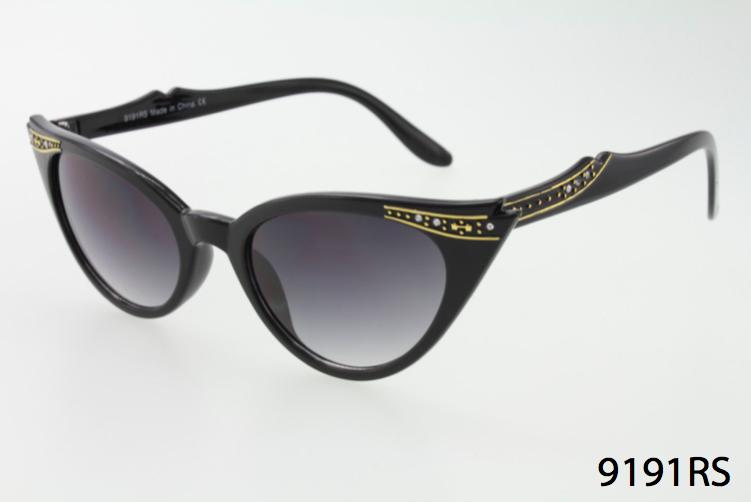 a7ccbeeaafb17 Wholesale Rhinestone Cateye Sunglasses