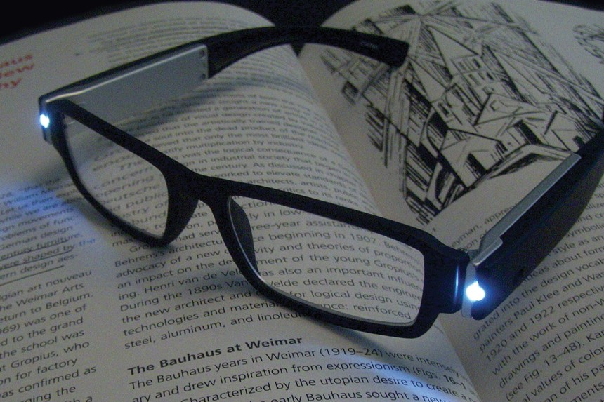 D Glasses Without Batteries